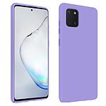 Avizar Coque Violet pour Samsung Galaxy Note 10 Lite