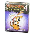 Munchkin 4 - Ton Destin est Scellé