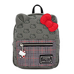 Hello Kitty - Sac à dos Grey Kitty by Loungefly