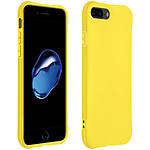 Avizar Coque Jaune pour Apple iPhone 7 Plus , Apple iPhone 8 Plus