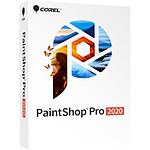 PaintShop Pro 2020 - Licence perpétuelle - 1 poste - A télécharger