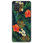 1001 Coques Coque silicone gel Samsung Galaxy A51 motif Tropical