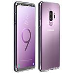 Avizar Coque Transparent pour Samsung Galaxy S9 Plus