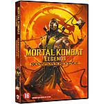 Mortal Kombat Legends : Scorpion's Revenge [DVD]