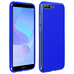 Avizar Coque Bleu pour Huawei Y6 2018