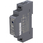MeanWell Alimentation Rail Din 12 V 1,25 A - Mean Well HDR_1512-BLACK