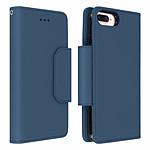 Étui iPhone 6 et 6S Plus 7 Plus 8 Plus Amovible Bleu