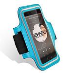 Avizar Brassard sport Turquoise pour Tous les Smartphones