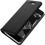 Avizar Etui folio Noir pour Apple iPhone 5C
