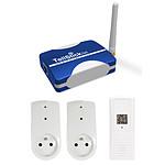 Telldus Pack De Démarrage Tellstick Net Avec Prises Et Sonde Thermo/hygro TEL_PK312319