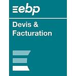 EBP Devis & Facturation ACTIV - Licence perpétuelle - 1 poste - A télécharger