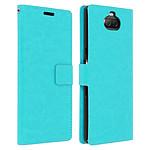 Avizar Etui folio Turquoise pour Sony Xperia 10