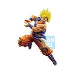 Dragonball Super - Statuette Z-Battle Super Saiyan Son Goku 16 cm