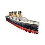 Autre - Wrebbit Puzzle 3D Titanic (440 pièces)