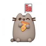 Pusheen - Figurine POP! Super Sized Pusheen avec Pizza 25 cm