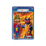 Les Maîtres de l'Univers - Figurine ReAction Mer-Man (Carry Case Color) 10 cm