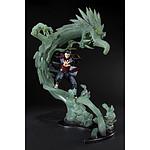 Naruto Shippuden - Statuette FiguartsZERO Senjyu Hashirama Mokuryu Kizuna Relation 31 cm