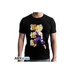 Dragon Ball - T-shirt  Gohan homme MC black - Taille L