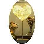 Yonis Lampe décorative 3D Blanc Y-10902