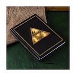 The Legend of Zelda - Cahier lumineux Triforce