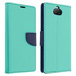 Avizar Etui folio Vert pour Sony Xperia 10 Plus