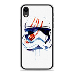 1001 Coques Coque silicone gel Apple iPhone XR motif RF Bloody Memories