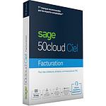 Sage 50cloud CIEL Facturation - Licence 1 an - 1 utilisateur - A télécharger