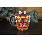 Crash Bandicoot - Mug Shaped Uka Uka 13 cm