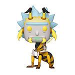 Rick et Morty - Figurine POP! Wasp Rick 9 cm