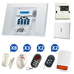 Visonic PowerMax Pro - Alarme maison GSM - 03
