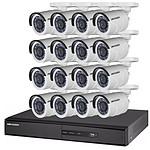 Hikvision Kit vidéo surveillance Turbo HD 16 caméras bullet N°2