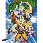 Dragon Ball Z - Poster Cell Saga (52 X 38 Cm)