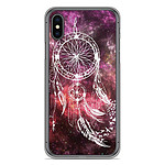 1001 Coques Coque silicone gel Apple iPhone XS Max motif Dreamcatcher Space