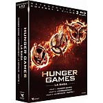 Coffret Trilogie Hunger Games [Blu-Ray]
