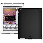 PURO  Back Cover UltraSlim pour iPad2  Noir