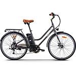 MoovWay Vélo à assistance électrique CITYCRUISE Gris