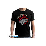 Game Of Thrones - T-shirt Bend the Knee - homme MC black - new fit - Taille XXL