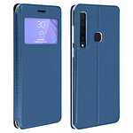 Avizar Etui folio Bleu pour Samsung Galaxy A9 2018
