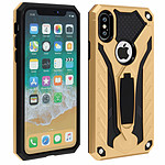 Avizar Coque Dorée Hybride pour Apple iPhone X , Apple iPhone XS