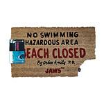 Les Dents de la mer - Paillasson Beach Closed 43 x 72 cm