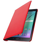 Avizar Etui folio Rouge pour Samsung Galaxy Tab S2 9.7