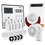 Alarme GSM Atlantic'S ATEOS - Kit 8