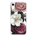 LA COQUE FRANCAISE Coque iPhone Xr 360 intégrale transparente Fleurs roses Tendance