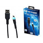 Subsonic Pro gaming supersoft charging cable