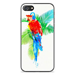 1001 Coques Coque silicone gel Apple iPhone SE 2020 motif RF Tropical party