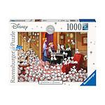 Disney - Puzzle Collector's Edition 101 Dalmatiens (1000 pièces)