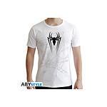 Marvel - Tshirt homme SPDM WEB - Taille XXL