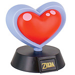 The Legend of Zelda - Veilleuse 3D Coeur 10 cm