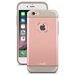 MOSHI Coque aluminium iGLAZE ARMOUR iPhone 6 Rose