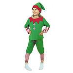 PartyPro Costume Elfe Doudou Enfant 4/6 ans